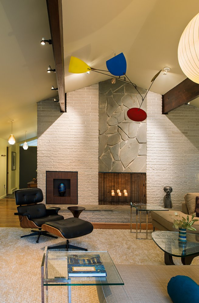 mid century modern - Interior Designers Rochester Ny